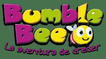 Jardín Infantil Bumble Bee Logo